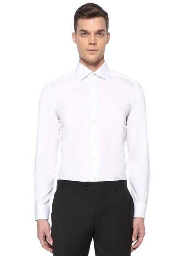 Eton Gömlek Beyaz